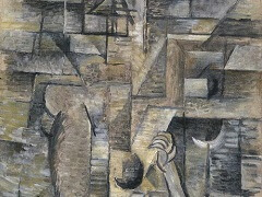 Georges braque violin and pitcher analysis essay